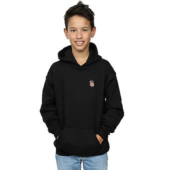 Star Wars Boys The Force Awakens BB-8 Chest Print Hoodie