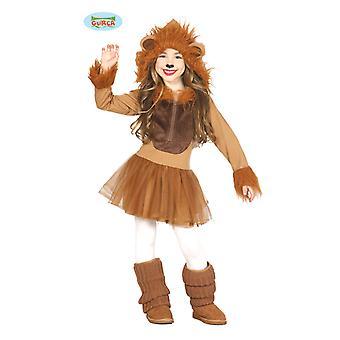 Lion lioness costume lion lion costume child