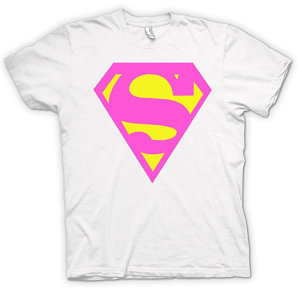 Womens T-shirt - Supergirl - Comic - Hero - Funny
