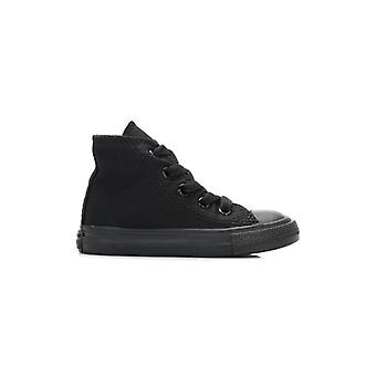 Converse Infants Chuck Taylor All Star Black Trainers