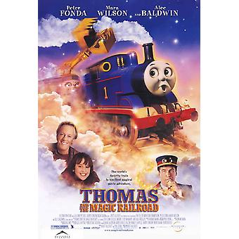 Thomas and the Magic Railroad Movie Poster (11 x 17)