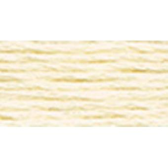 DMC 6-Strand Embroidery Cotton 8.7yd-Off White