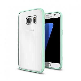 Spigen Ultra Hybrid to Galaxy S7 Mint Green