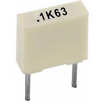 Kemet R82EC2680AA60K+ 1 pc(s) PET capacitor Radial lead 68 nF 100 V 10 % 5 mm (L x W x H) 7.2 x 2.5 mm x 6.5 mm