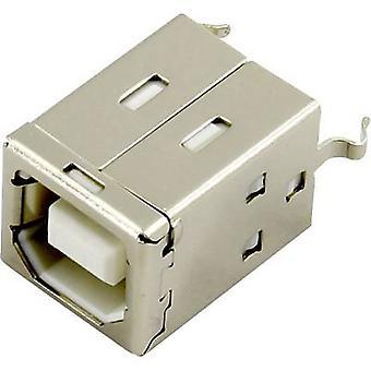 USB B montato presa presa, verticale verticale DS1099-01-WN0 Connfly contenuto: 1/PC