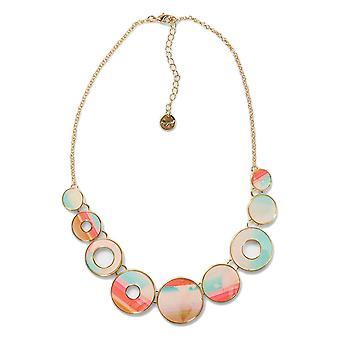 Desigual women's Necklace Ketting kraag BOLAS Polynesië 73G9EC8/3000