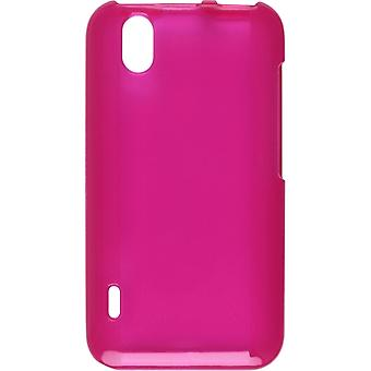 5 Pack -Wireless Solutions Dura-Gel Case for LG US855, AS855 - Plum Pink.
