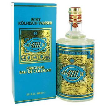 Mäurer & Wirtz 4711 Eau De Cologne 800ml Splash