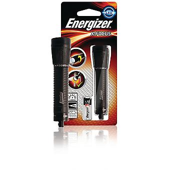 Energizer, etc.-focus01 X-Schwerpunkt Metall-Taschenlampe-1 x A23