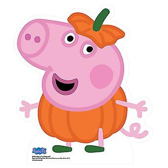 George Pig from Peppa Pig Halloween Cardboard Cutout / Standee