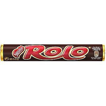 Nestle Chocolate Rolo Tubes