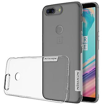 NILLKIN OnePlus 5T Nature Series 0.6 mm TPU-Transparent
