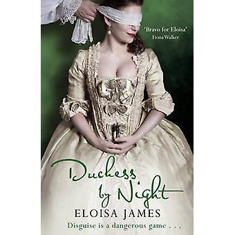 Hertiginnan av natten genom Eloisa James - 9780340961087 bok