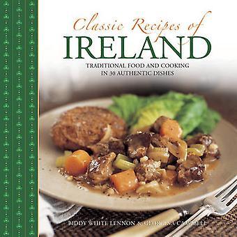 Classic Recipes of Ireland by Biddy White Lennon - Georgina Campbell