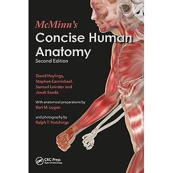 Anatomie humaine concis de McMinn - seconde édition par David Heylings - 9