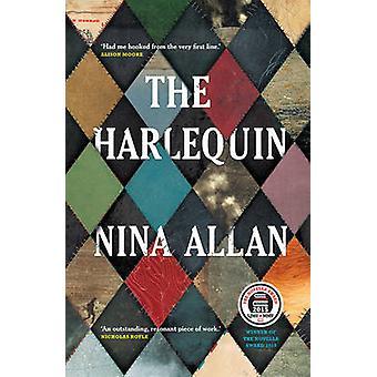 The Harlequin - Winner of the Novella Award 2015 by Nina Allan - 97819