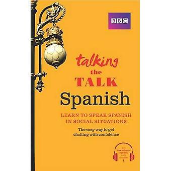Talking the Talk Spanish by Mick Webb - 9781406684681 Book