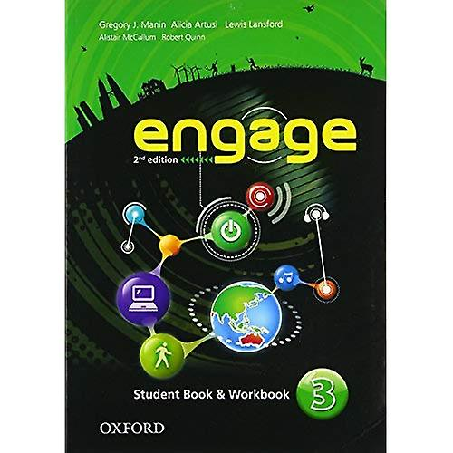Engage  Level 3  Student Book and Workbook with MultiROM
