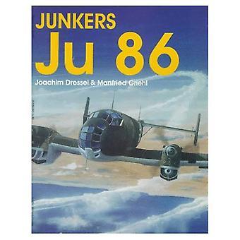 Junkers Ju 86 (Schiffer Military History)