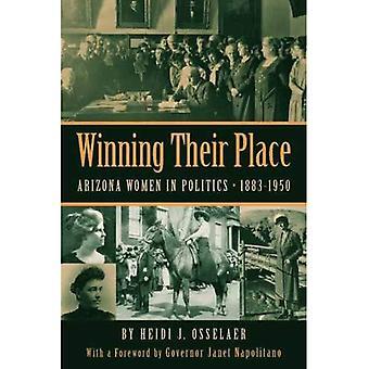 Winning Their Place: Arizona Women in Politics, 1883-1950
