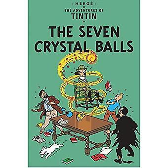 Tintin: Seven Crystal Balls (Tintin)
