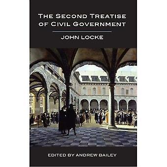 De tweede verhandeling van burgerlijk bestuur