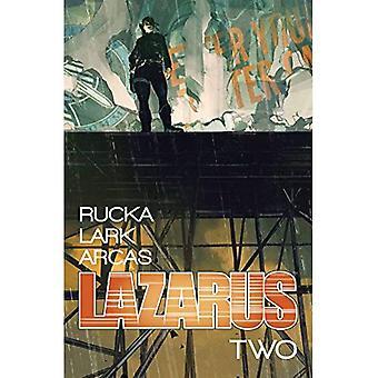 Lazzaro Volume 2: Lift (Lazarus Tp)