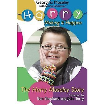 Harry Moseley historien: Att göra det hända