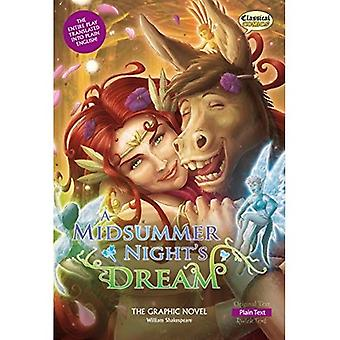 A Midsummer Night's Dream: The Graphic Novel. Based on the Play by William Shakespeare
