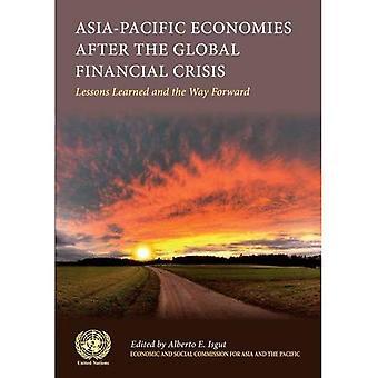 Asien-Stillahavsområdet ekonomier efter den globala finanskrisen: lärdomar och vägen framåt