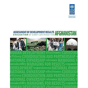 Assessment of Development Results: Islamic Republic of Afghanistan
