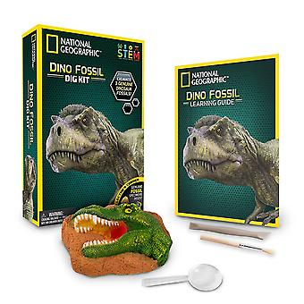 National Geographic 80474 Dinosaur Dig Kit