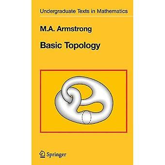 Grundlæggende topologi (Undergraduate tekster i matematik) (Undergraduate tekster i matematik)