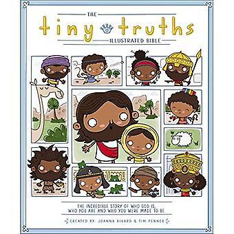 La Bible illustrée de vérités minuscule (petites vérités)