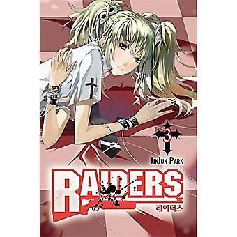 Raiders: v. 3