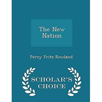 الطبعة خيار علماء الأمة الجديدة قبل رولاند & بيرسي فريتز