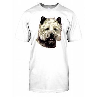 West Highland Terrier Kids T Shirt