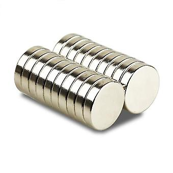 Neodymium magneet 18 x 4 mm ring N35 - 100 stuks