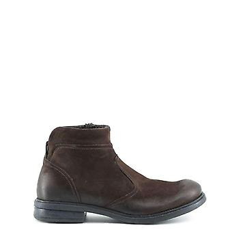 Made In Italia Michele Men Brown Ankle boots -- MICH360560