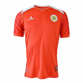 2015-2016 Bahrain Home Romai Football Shirt