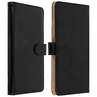 Smartphone 6.5 '' Smartphone Case, 4Smarts, Wallet Case - Black