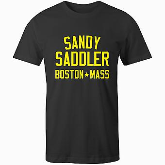 Sandy Saddler boksen legende T-shirt