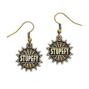 Fantastic Beasts and Where to Find Them Stupefy Earrings