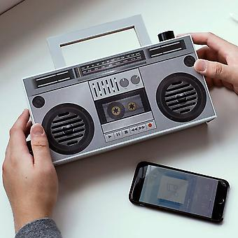 DIY Make Your Own Wireless Boombox