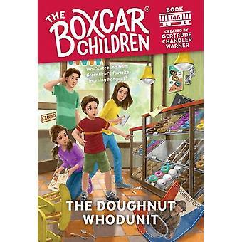 The Doughnut Whodunit by Gertrude Chandler Warner - 9780807507315 Book