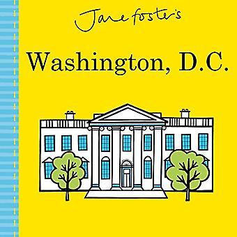 Jane Foster's Cities - Washington - D.C. by Foster - 9781499806014 Book