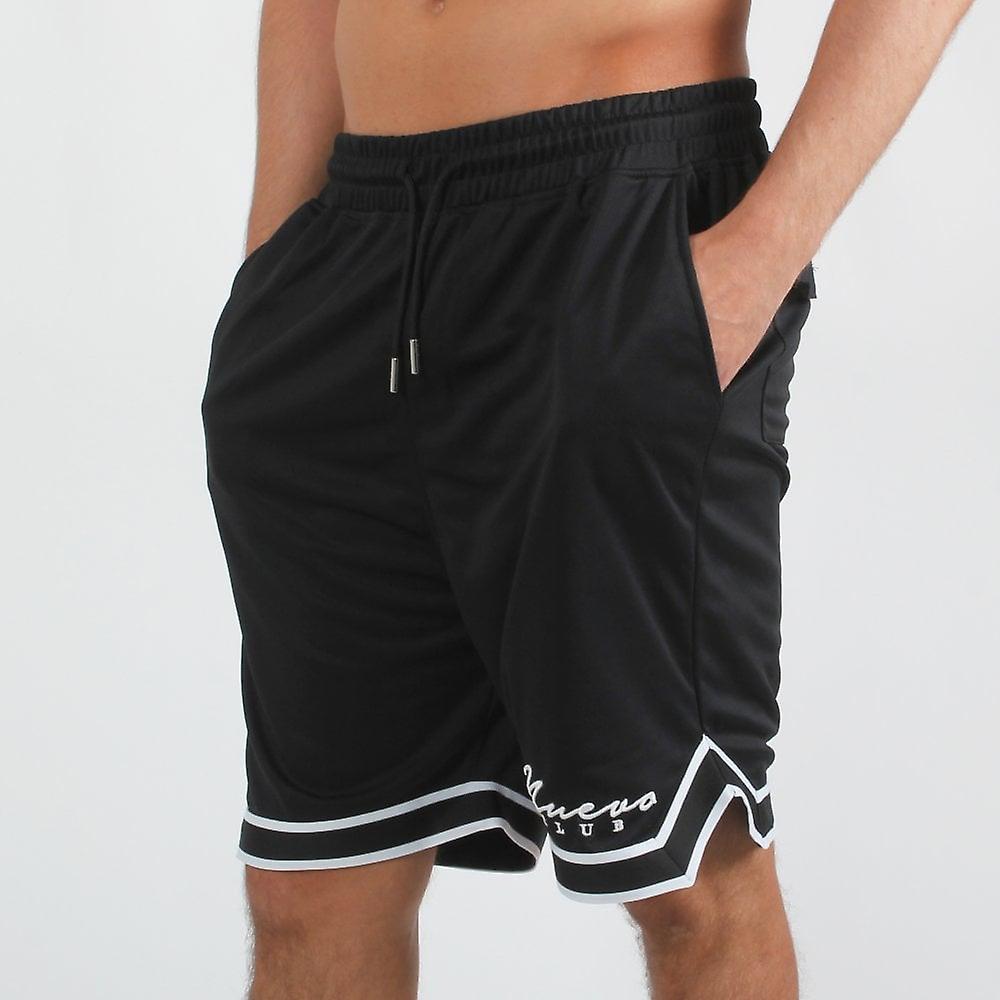 Nuevo Club Basketball Shorts - Black