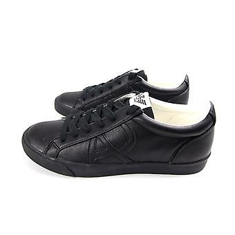 Armani Jeans Tennis Low Shoe Black