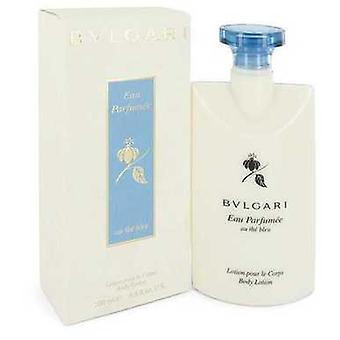 Bvlgari Eau Parfumee au The Bleu by Bvlgari Body Lotion 6,8 oz (naiset) V728-546786