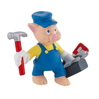 Yolanda Pig Hammer (Toys , Dolls And Accesories , Miniature Toys , Mini Figures)